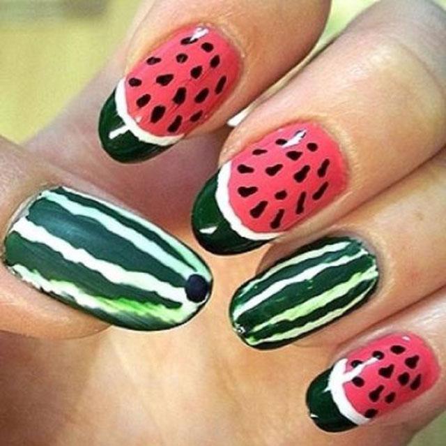 Style nail art