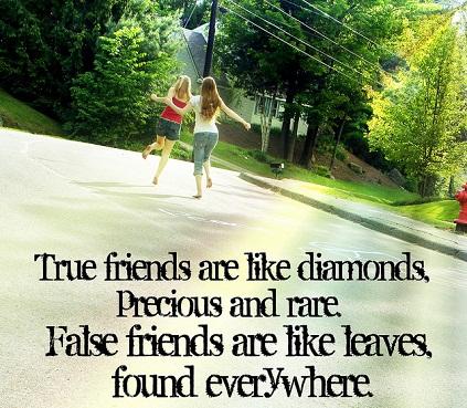 true friend quote