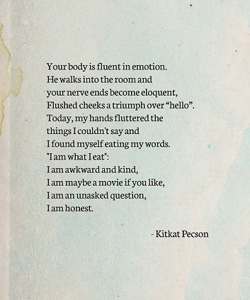 Emotions love poem