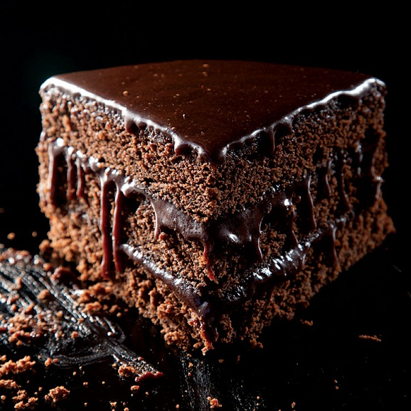 Very Chocolaty chocolate cake