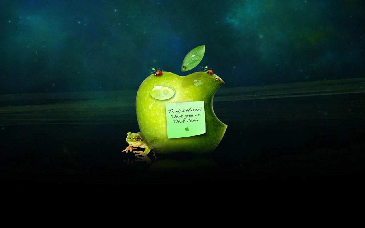 Apple cool backgrounds