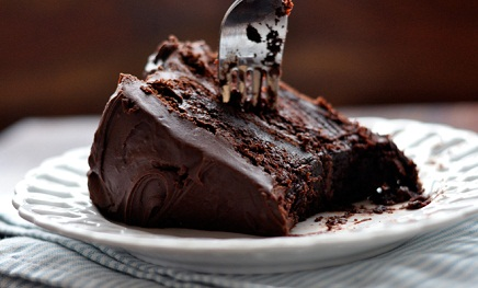 Hard Style chocolate cake