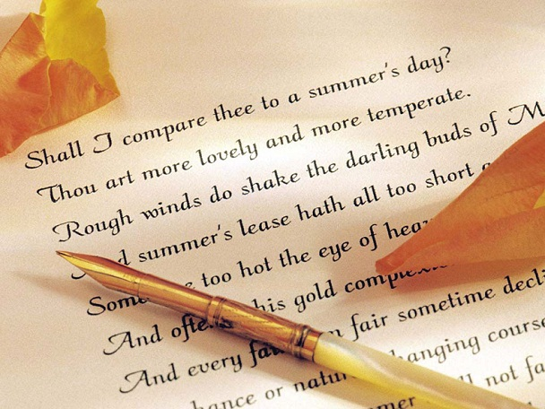 Summer Days love poems