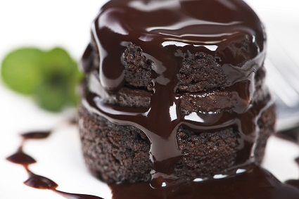 Deep Chocolate chocolate cake