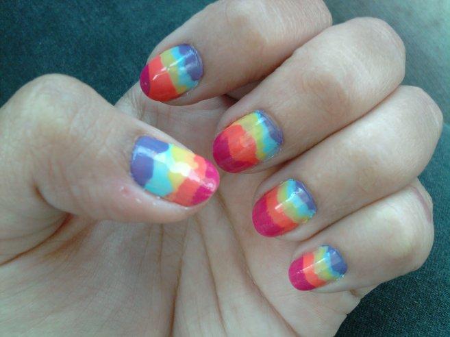 Decent nail arts