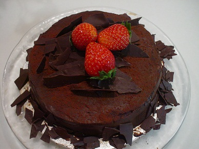 Lover Cake chocolate cake