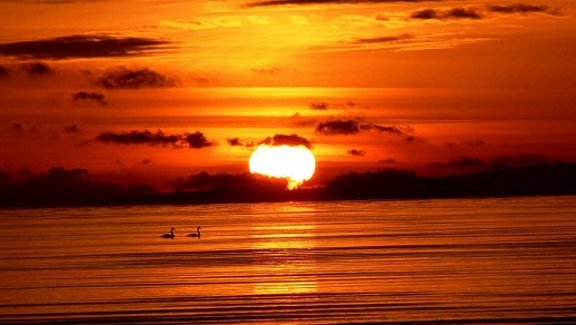 SunSet nature images