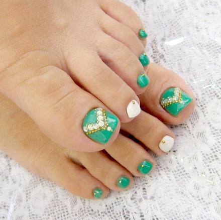 Foot Nails nails foot