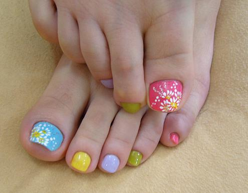 Lovely nail art designs