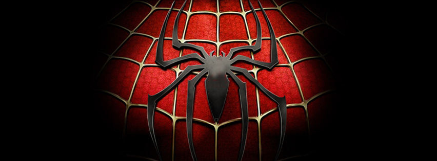 Spiderman facebook cover photos