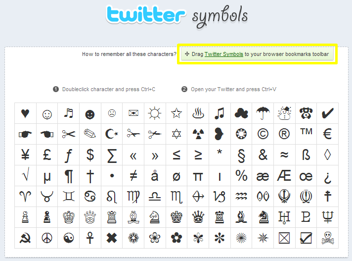 Mix Twitter twitter emoticons