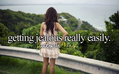 Getting jealous really easily jealousy quotes