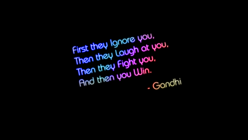 They Ignore Youdaily quotes
