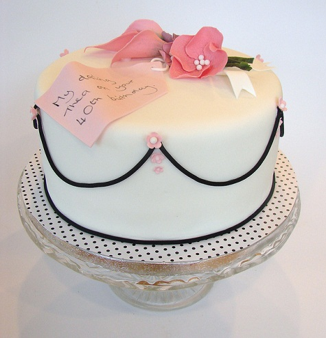 Lovely cake design