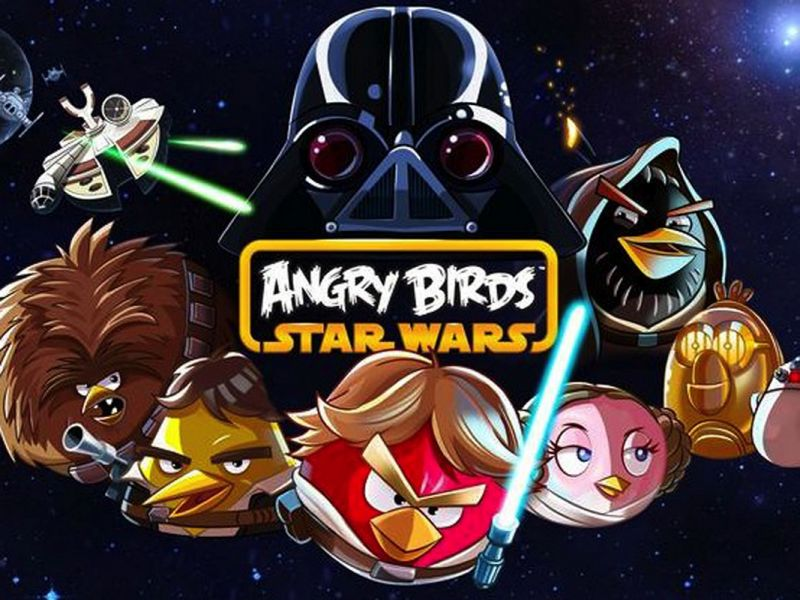 Star War angry bird pictures