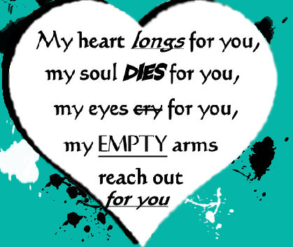 My Heart friendship poem