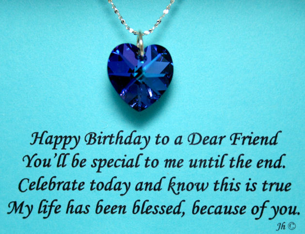 Birthday Poem friendship poem