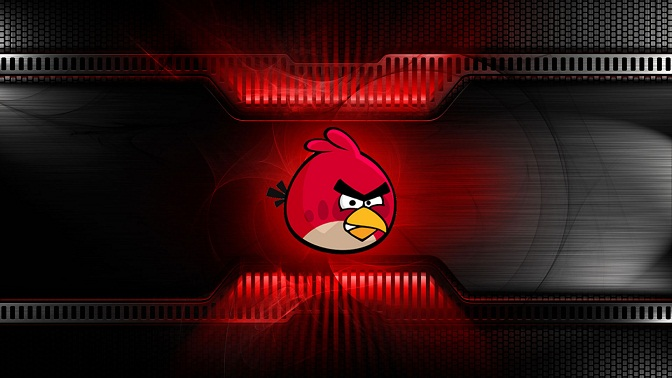 Alone Angry angry bird pictures