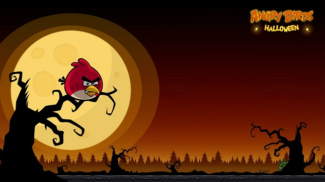 Stylish angry birds pictures
