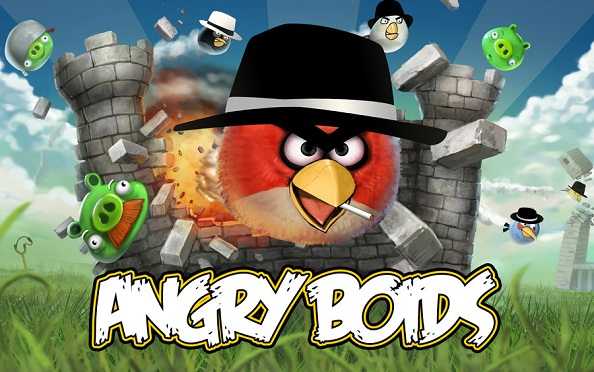 Epic angry birds pictures