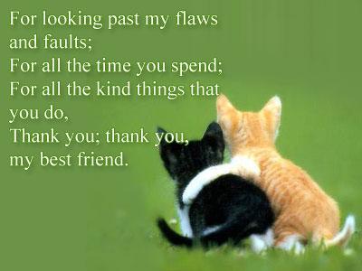 friendship poems