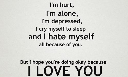 love saying
