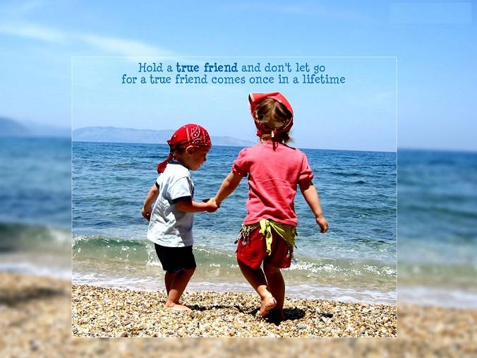True Friend friendship poems