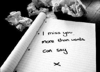 Loving miss you