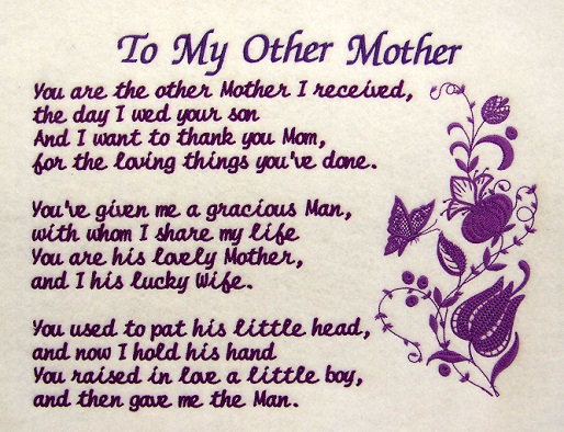 Mother Poem love poems