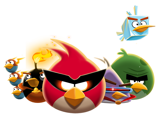 Ready To Move angry bird pictures
