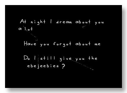 Dream love poems
