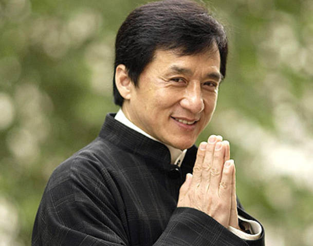 Jackie Chan pictures of people