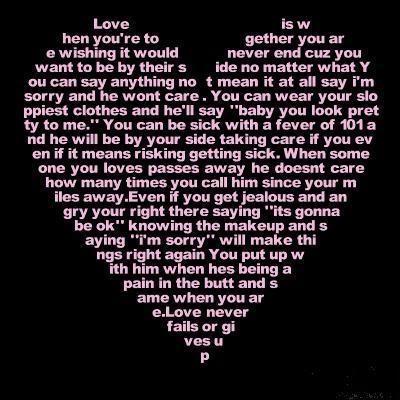 short love poem