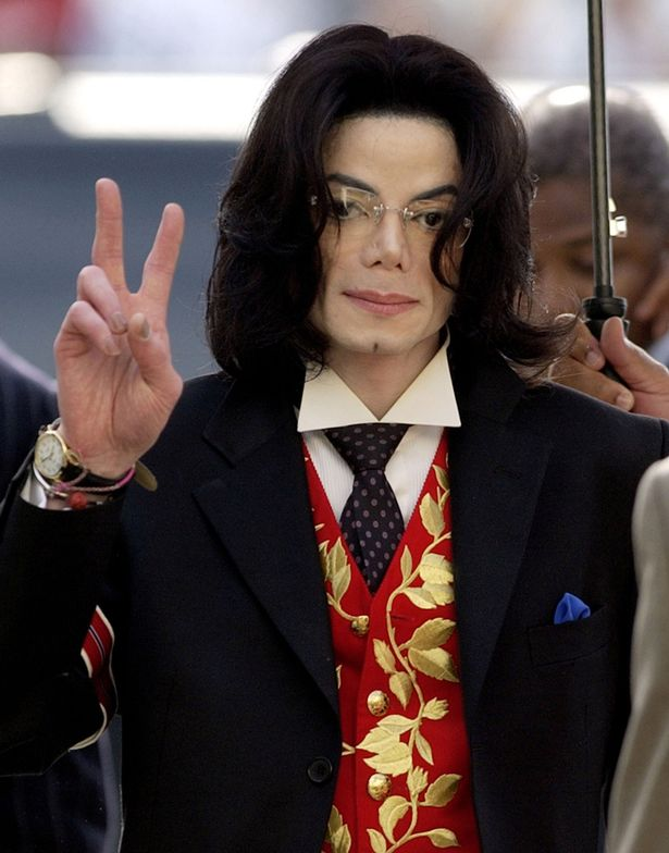 Michael Jackson famous people in history