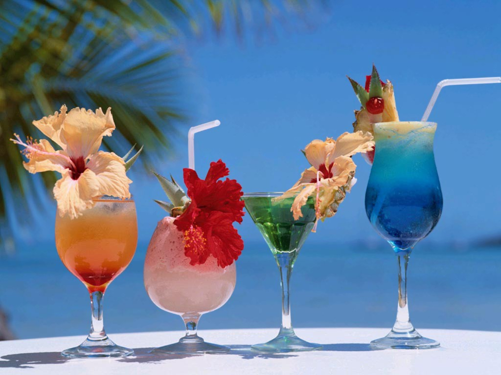 21 cool summer drinks for you for Fun alcoholic drinks to make