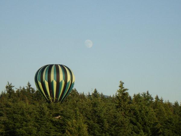 Stylish air balloon