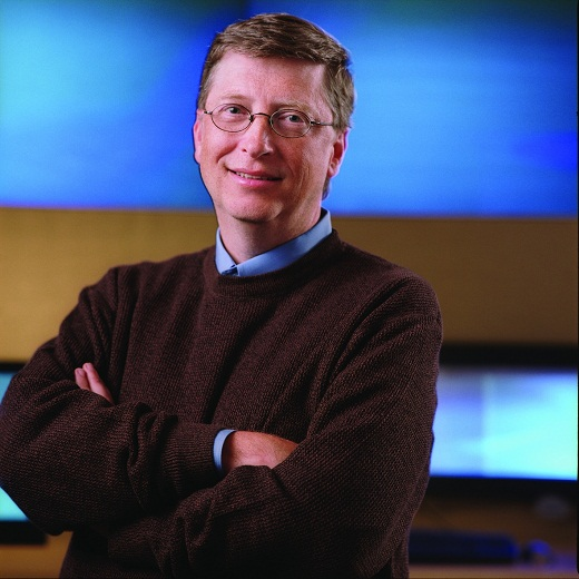 Bill Gates famous people