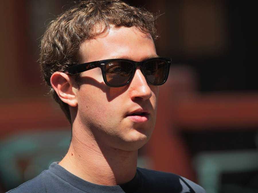 Mark Zuckerberg famous people