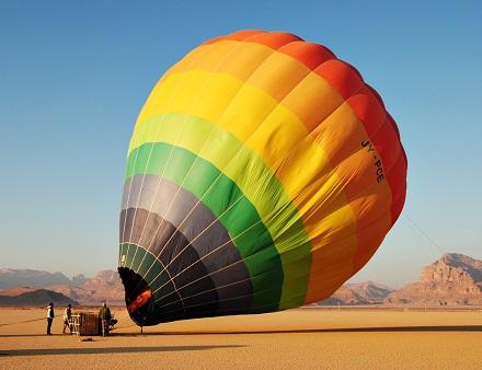 Ready  air balloon