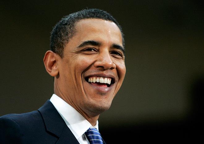 Obama famous man