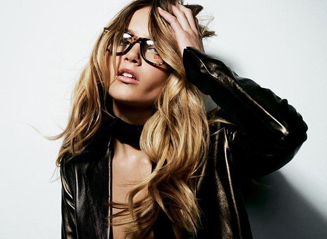 Stylish Glasses fashion photography