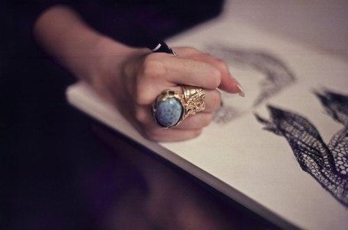 Ring Beauty  fashion photography