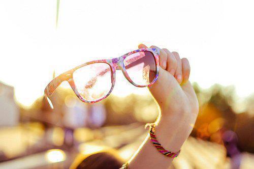 Smart Glasses fashion photography
