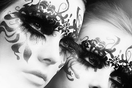 Face Art fashion