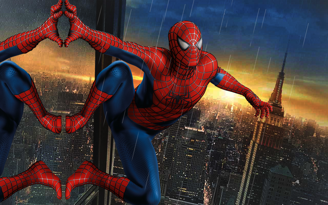Great Ultimate Spider-Man Movie 1280 x 800 · 971 kB · jpeg