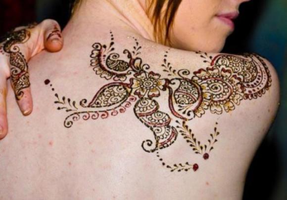 Mahandi Tattoo tattoo designs for women