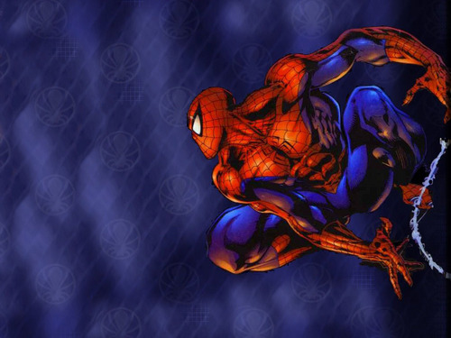 Muscular One spiderman