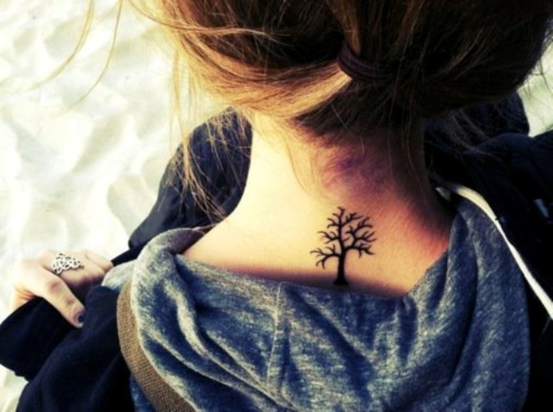 Beauty foot tattoos designs for women