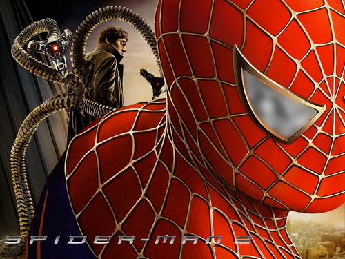 Courageous spiderman pictures
