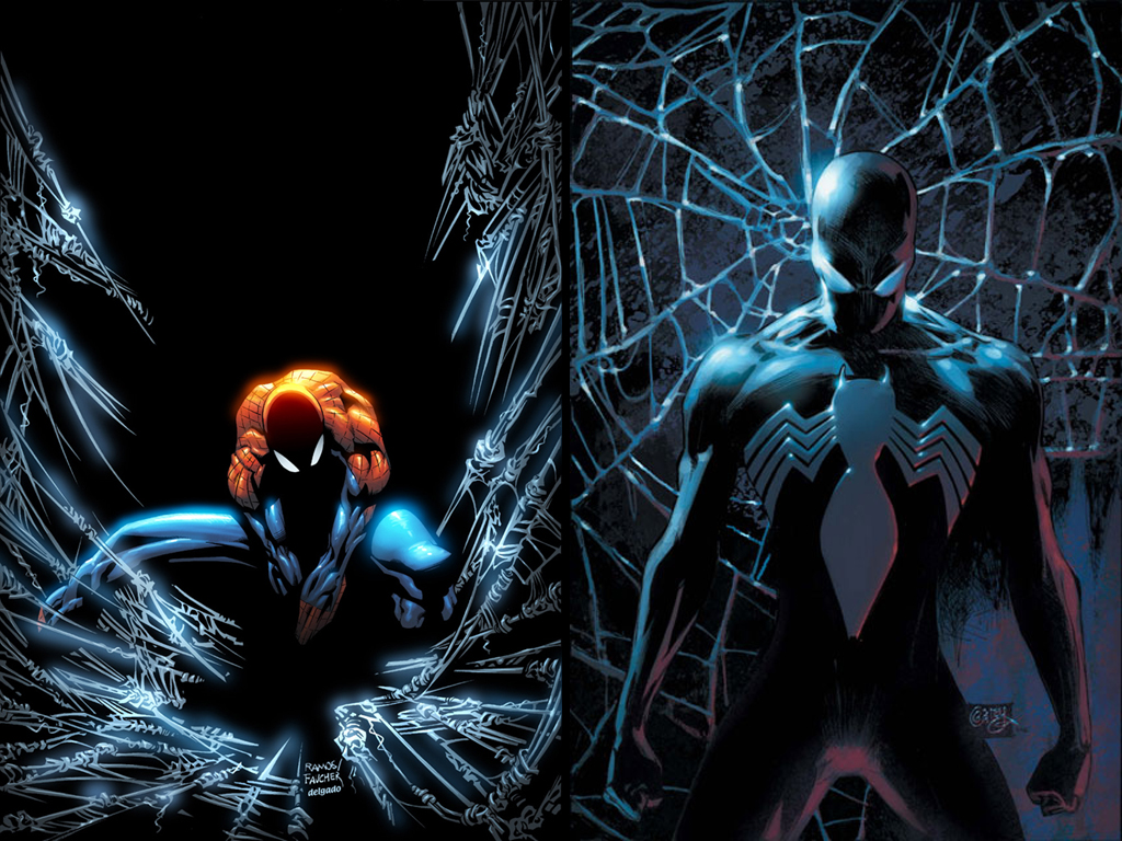 Spiderman Black Spiderman